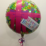 Balloon close up