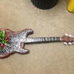 Guitar Bespoke Funeral Tribute