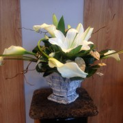 Contemporary Design Calla:Lilies 2