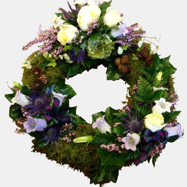 product -Wreath Select Scottish Style