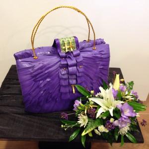 Handbag Bespoke Funeral Tribute