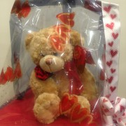 Teddy Gift Wrapped
