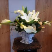 Contemporary Design Calla:Lilies 2