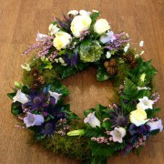 Wreath Select Scottish Style